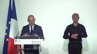 COVID-19 | Conférence de presse, 3 avril 2020, par le Directeur général de la santé  | Gouvernement
