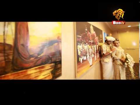 Saranga & Umali Wedding Trailer SiyathaTv 2014
