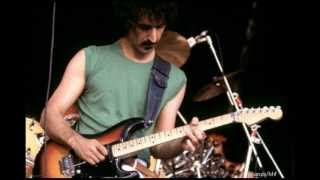 Frank Zappa - Black Napkins (Live 1976)