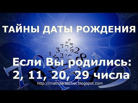 Квадрат Пифагора - гороскоп онлайн