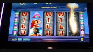 Thunder King OVER 400X HUGE BIG WIN Slot Free Spin Bonus Round