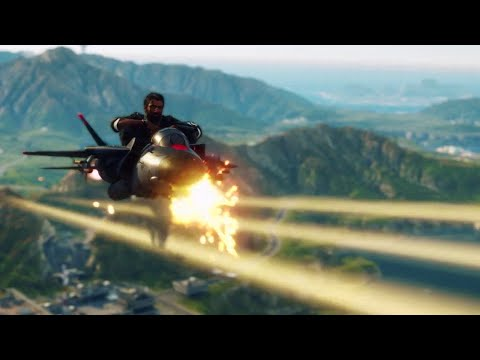 Just Cause 4 - Trials, Toys and Terror Update Trailer