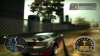 Need For Speed Meets Wangan Midnight Ep. 58 - NFS Most Wanted Gameplay + WMMT BGM :)