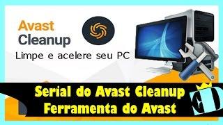 Avast Cleanup – Ferramenta de Limpeza do Avast Premier (Licença até 2018)