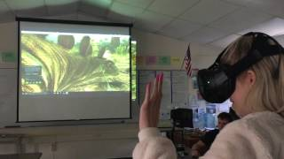 How to engage science students - Lifeliqe VR Museum in the classroom