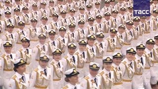 На Красной площади прошел парад Победы