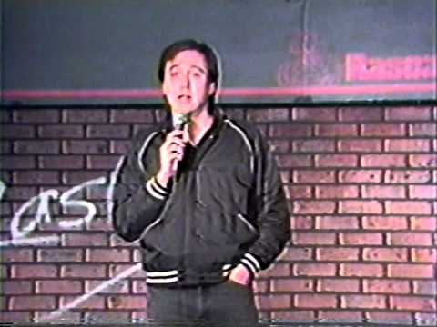 Bill Hicks on Jobs, at Rascals Comedy Club, in 1986 or '87.