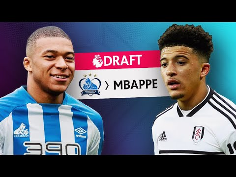 What if the Premier League had a NFL Style Draft in 2019? - FIFA 19 EXPERIMENT!