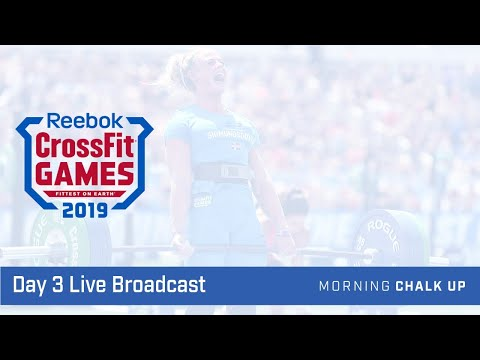 2019 CrossFit Games Day 3 Live