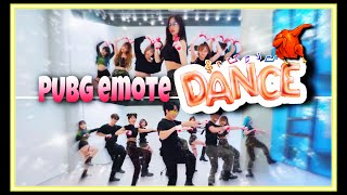 PUBG emote dance in Real Lifeㅣ300K SPECIALㅣPUBGM