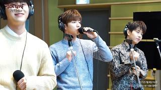 [Live on Air]VROMANCE - Bang Bang.브로맨스 - Bang Bang [정오의 희망곡 김신영입니다] 20170208