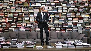 20만 권의 책을 독파한 샤넬 수석 디자이너 '…