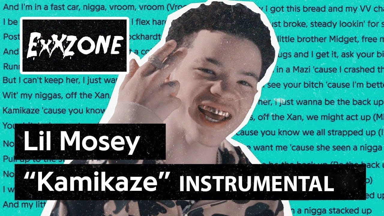Lil Mosey - Kamikaze Instrumental + Download Link