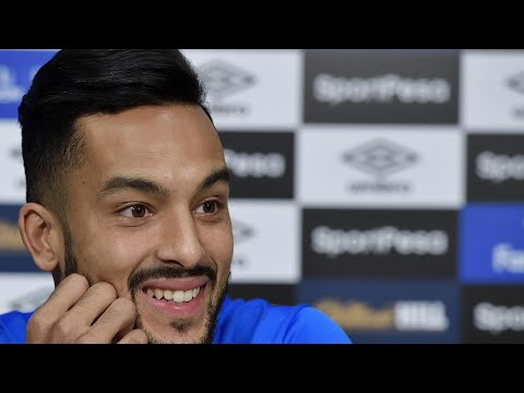 Theo Walcott excited by new challenge at Everton