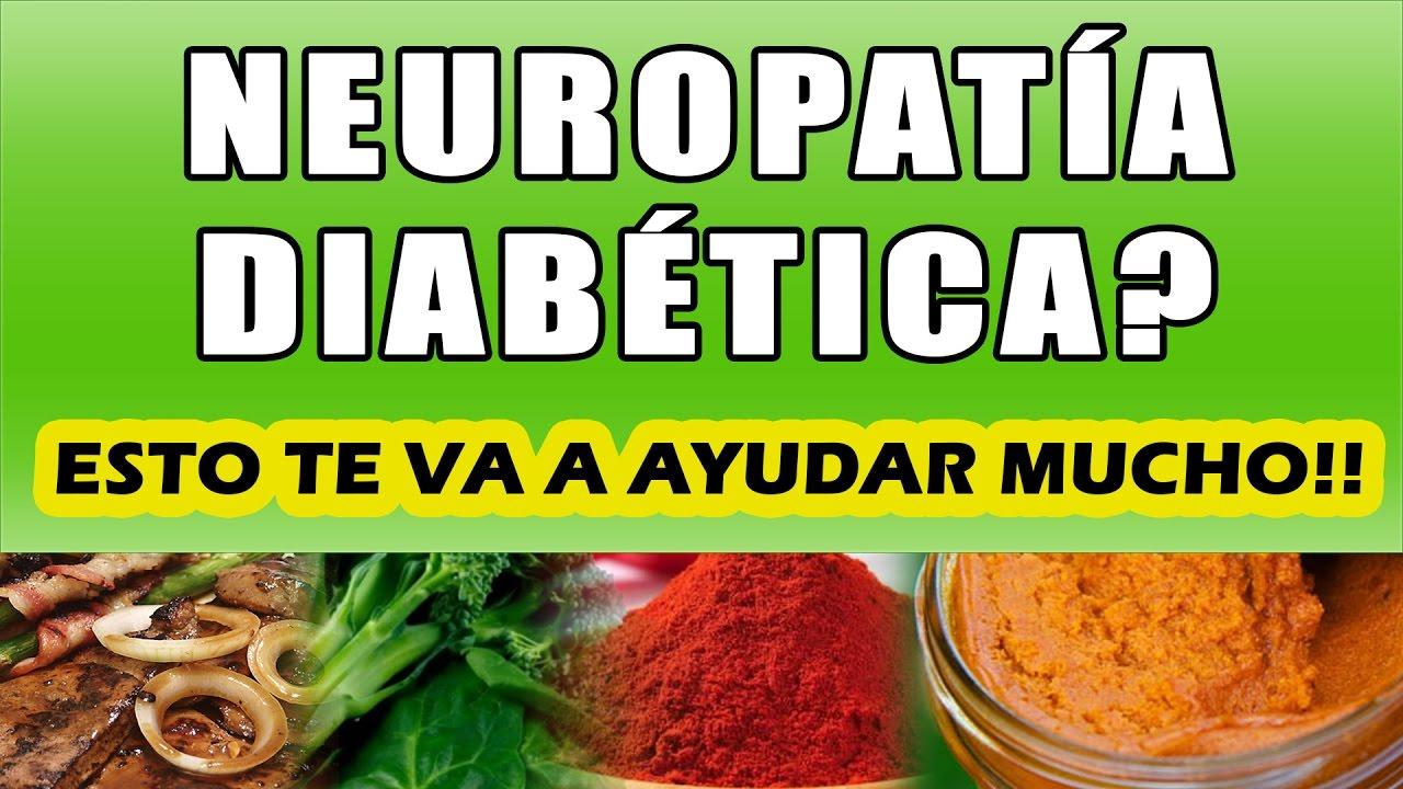Neuropatia Diabetica Tratamiento Natural COMO CONTROLAR LA
