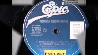 Victoria Wilson-James - Through