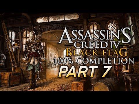 Assassin's Creed IV: Black Flag 100% Completion LP - #7