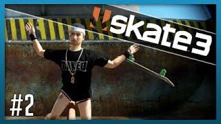 Skate 3: Funny Moments & Skits! #2 (Fails & Wins)