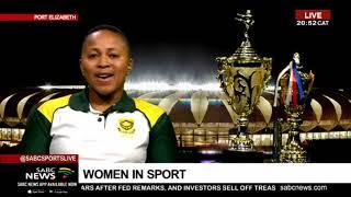 Women's Month I SA's Karate 2019 Sportswoman of the year, Noloyiso Bonga