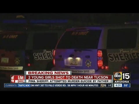 Two girls shot to death in Tucson
