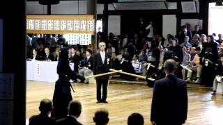 Ishikawa vs Yamazaki, Kendo Enbu Taikai Kyoto (2012), Fight 518