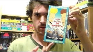 beavis and butthead do america movie review