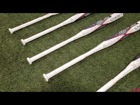 2020 Easton Ghost Stars And Stripes -10 and -11 USSSA/ASA Dual Stamp Fastpitch Softball Bat