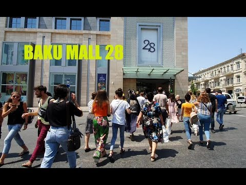 BAKU MALL 28,Azerbaijan