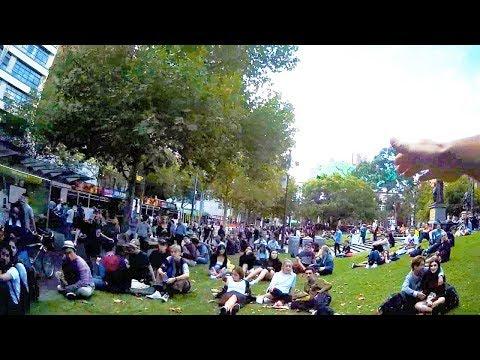 Preaching & Apologetics in Melbourne, Australia | Street Preaching | Kerrigan Skelly