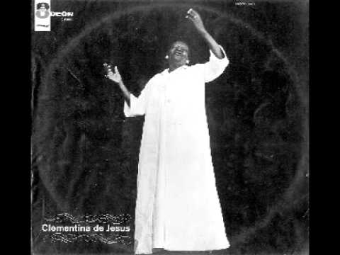 Clementina de Jesus - Cangoma me chamou