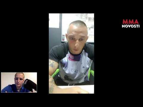 MMA Novosti: Intervju sa Dusan Dzakic u vezi borbe sa Sofiane Benchohrom na CFL-u
