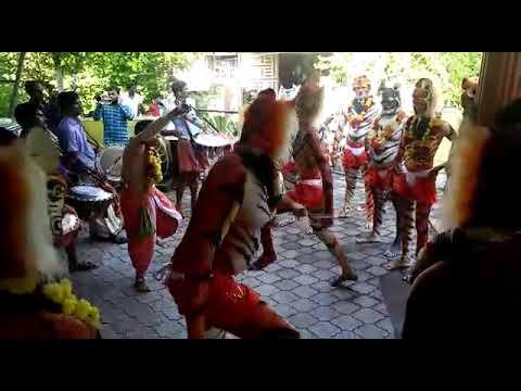 Super tiger dance in udupi