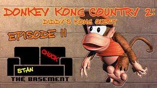 The Basement:Donkey Kong Country 2 Ep. 11 - Wordplay