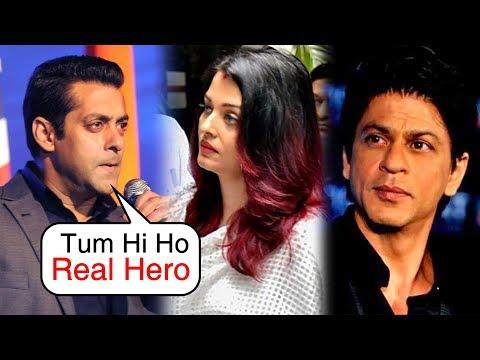 Salman Khan REACTS To Aishwarya Rai's Manager Fire Accident With Shah Rukh Khan Mp3