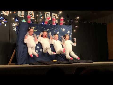 Dancing Cats - Talent Show