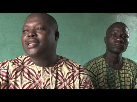 Romaric Loheindo, Head of the Ketou Health Care Mutual, Benin / Weboc Africa Express