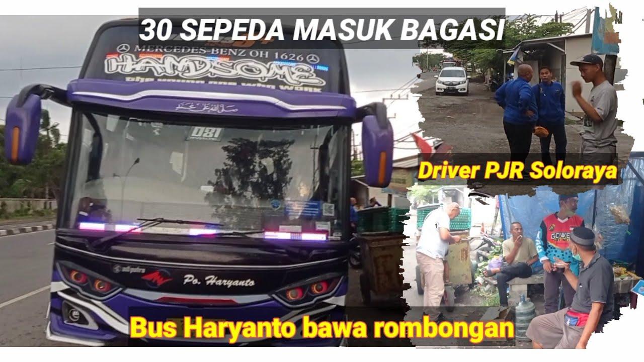 Download Mantap, Haryanto diminati Rombongan Langsung bawa 30 sepeda sekaligus