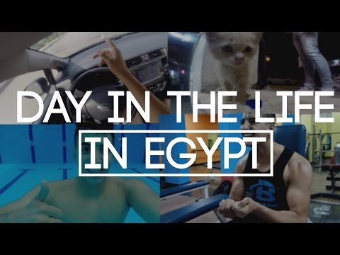Day in the Life - In Egypt