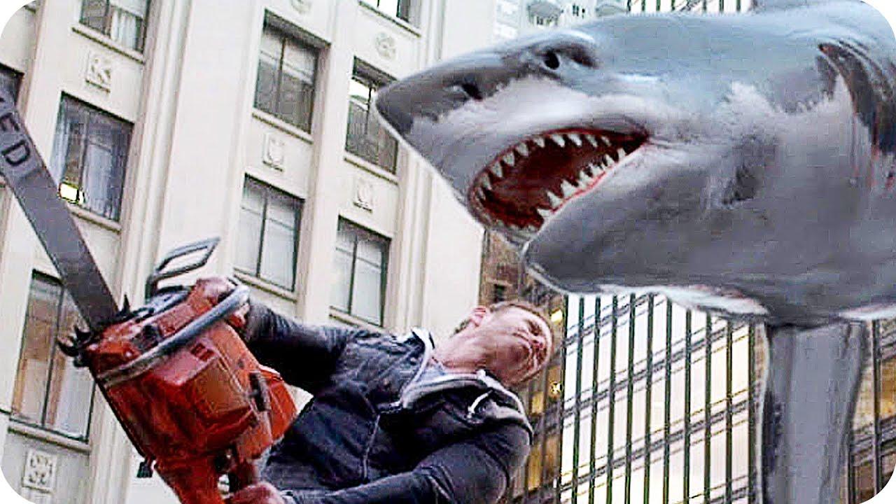 Sharknado 4 trailer is raining men - L7 World