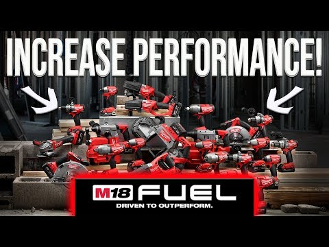 Get The Most SPEED And POWER Out Of This Milwaukee Tool!