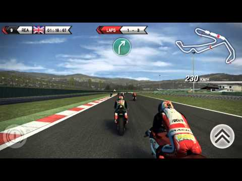 SBK15 Official Mobile Game Trailer (Windows Phone)
