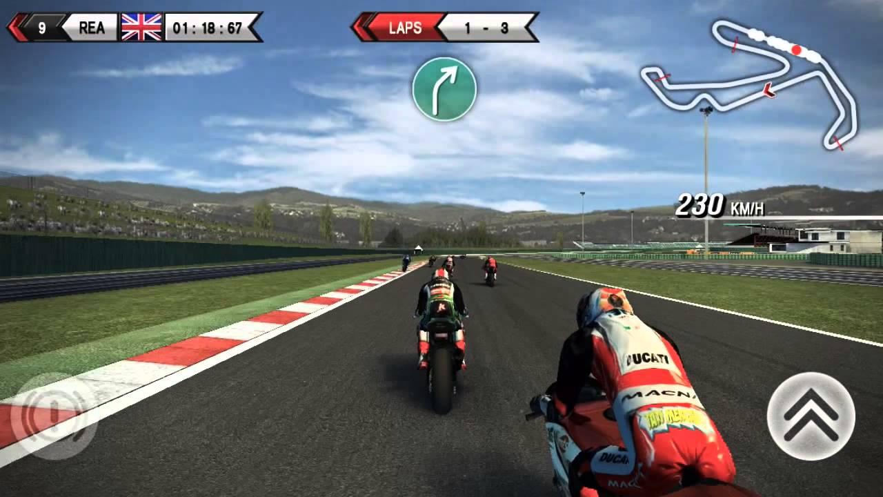 SBK15 Official Mobile Game Trailer (Windows Phone)