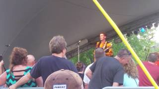 Michael Weber. ......Voodoo Child at Lock 3 Akron Ohio