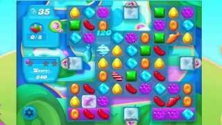 Candy Crush Soda Saga Level 237 No Booster HARD BOTTLE LEVEL