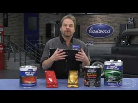 Automotive Basecoat-Clear Vs Single Stage - Which Car Paint System Is Best? - Kevin Tetz At Eastwood