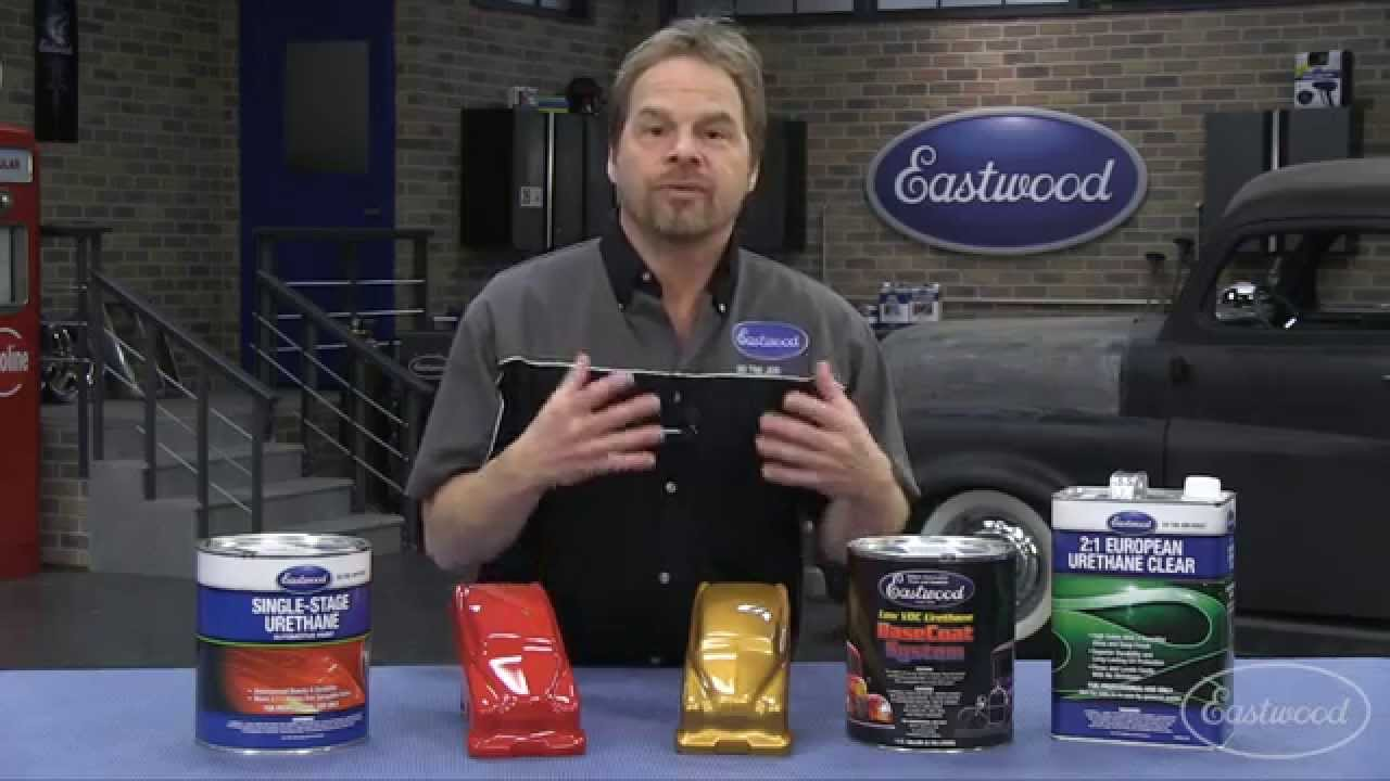 Automotive Basecoat Clear Vs Single Stage Which Car