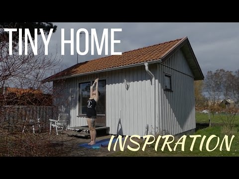 TINY HOME INSPIRATION | SIMPLE LIVING