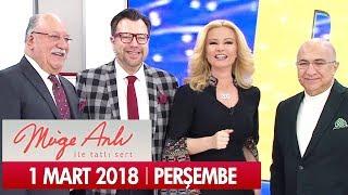 Müge Anlı ile Tatlı Sert 1 Mart 2018 - Tek Parça