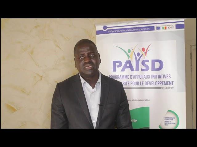 Comité de Selection n°3 du PAISD III