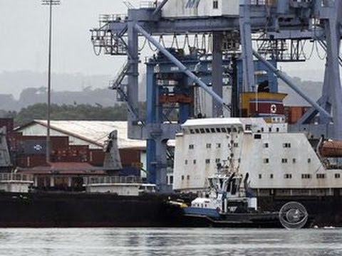 North Korea caught smuggling weapons system through Panama Canal